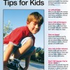 Summertime Safety Tips for Kids - Motivational Poster