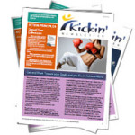 <b>Kickin Newsletter: January - Set and Work Toward your Goals and you Could Achieve More!</b>