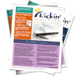 <b>Kickin Newsletter: February - Resolution Check-In</b>