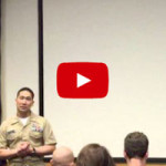 Video: Commander Hung Cao Commanding Officer at Naval Diving and Salvage Training Center