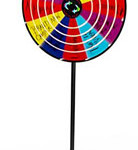Prize Wheel for Booth Set-Up. LED Prize Wheel | Flashing Animation Spinning Game Board